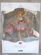 001 Anzu Futaba Namakemono Fairy ALTER recensione