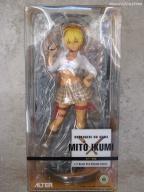 001 Ikumi Mito Food Wars ALTER recensione