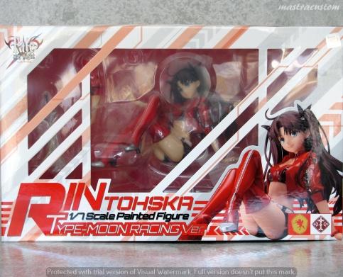 001 Rin Tohsaka TMRacing Stronger recensione
