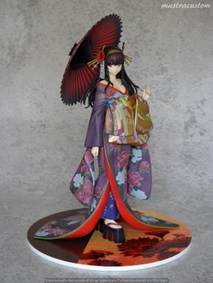 010 Utaha Kasumigaoka Kimono Saekano Aniplex recensione