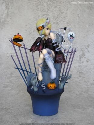 011 Koume Shirasaka Halloween IMAS Max Factory recensione