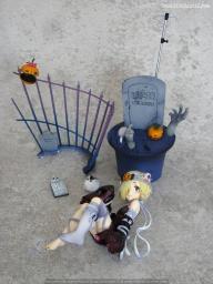 058 Koume Shirasaka Halloween IMAS Max Factory recensione