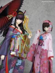 069 Utaha Kasumigaoka Kimono Saekano Aniplex recensione