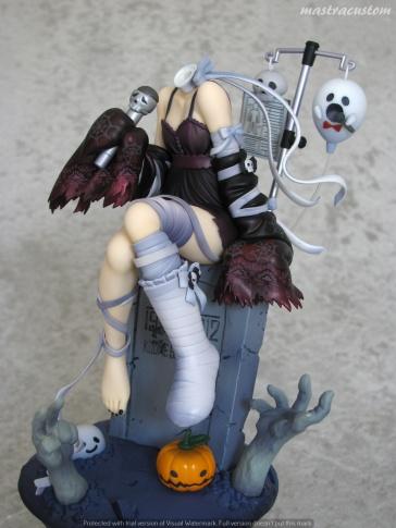 070 Koume Shirasaka Halloween IMAS Max Factory recensione