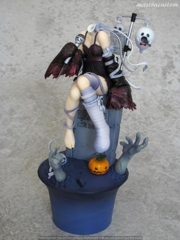 071 Koume Shirasaka Halloween IMAS Max Factory recensione