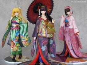 075 Utaha Kasumigaoka Kimono Saekano Aniplex recensione