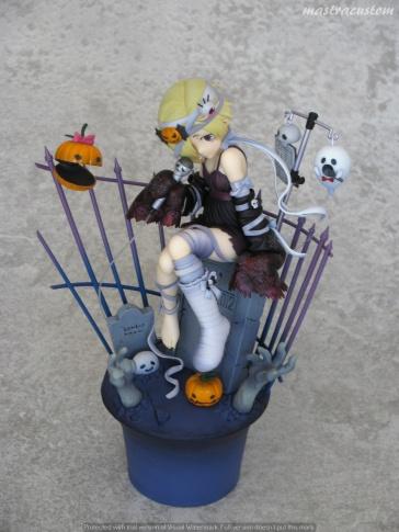 076 Koume Shirasaka Halloween IMAS Max Factory recensione