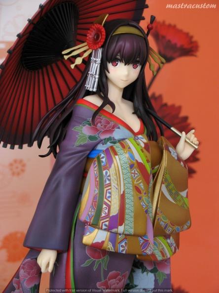 076 Utaha Kasumigaoka Kimono Saekano Aniplex recensione