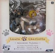 001 Laura & Charlotte Nekomimi Pajamas Recensione