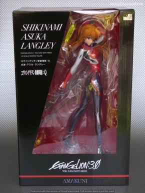 001 Shikinami Asuka Langley - Evangelion - AMAKUNI recensione