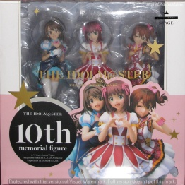 002 IMAS 10th Anniversary Figure Aniplex Stronger recensione