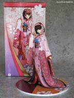 003 Megumi Katou Kimono Saekano Aniplex recensione