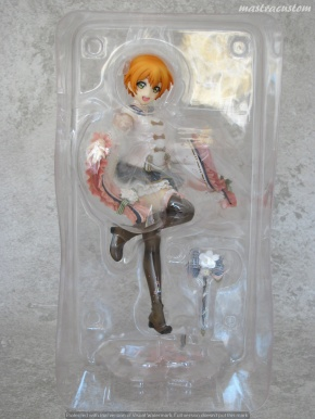 003 Rin Hoshizora March Love Live ALTER recensione