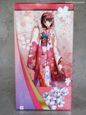 004 Megumi Katou Kimono Saekano Aniplex recensione