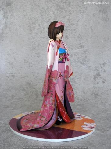 009 Megumi Katou Kimono Saekano Aniplex recensione