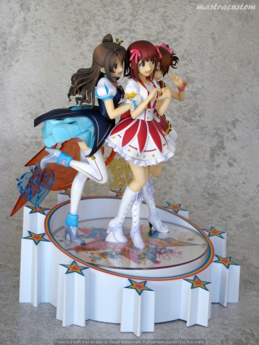 014 IMAS 10th Anniversary Figure Aniplex Stronger recensione