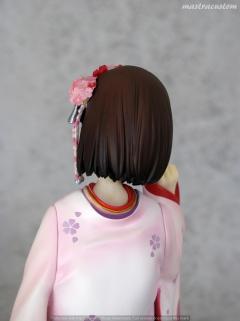 016 Megumi Katou Kimono Saekano Aniplex recensione