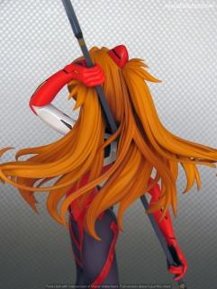 018 Shikinami Asuka Langley - Evangelion - AMAKUNI recensione