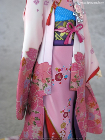 022 Megumi Katou Kimono Saekano Aniplex recensione