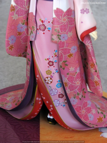 023 Megumi Katou Kimono Saekano Aniplex recensione