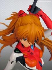 034 Shikinami Asuka Langley - Evangelion - AMAKUNI recensione