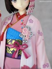 035 Megumi Katou Kimono Saekano Aniplex recensione