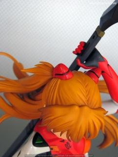 035 Shikinami Asuka Langley - Evangelion - AMAKUNI recensione