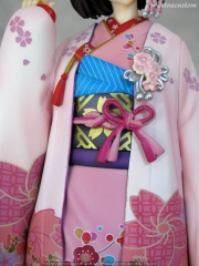 036 Megumi Katou Kimono Saekano Aniplex recensione