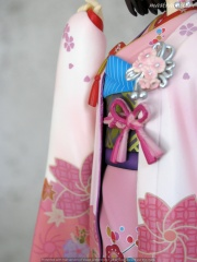 037 Megumi Katou Kimono Saekano Aniplex recensione
