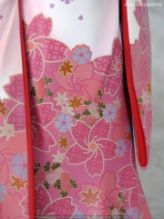 040 Megumi Katou Kimono Saekano Aniplex recensione