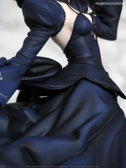 043 Saber Altria Pendragon Alter Dress ALTER recensione