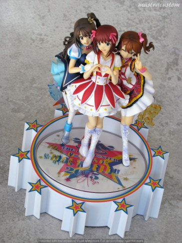 044 IMAS 10th Anniversary Figure Aniplex Stronger recensione