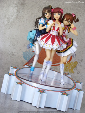 045 IMAS 10th Anniversary Figure Aniplex Stronger recensione