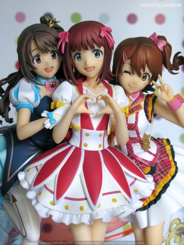 046 IMAS 10th Anniversary Figure Aniplex Stronger recensione