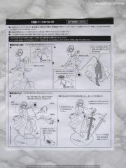 049 Saber Altria Pendragon Alter Dress ALTER recensione
