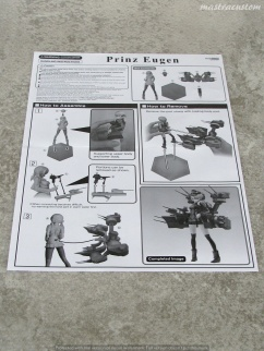 052 Prinz Eugen KanColle GSC recensione