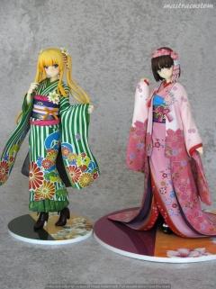 060 Megumi Katou Kimono Saekano Aniplex recensione