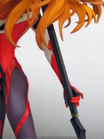 071 Shikinami Asuka Langley - Evangelion - AMAKUNI recensione