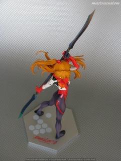 078 Shikinami Asuka Langley - Evangelion - AMAKUNI recensione