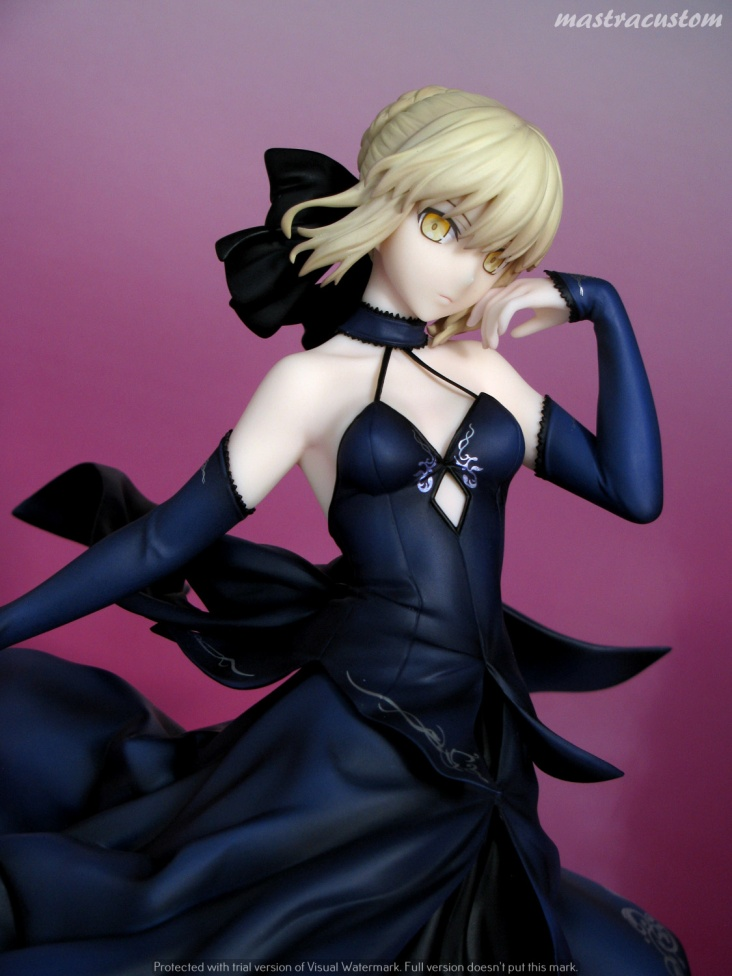 084 Saber Altria Pendragon Alter Dress ALTER recensione