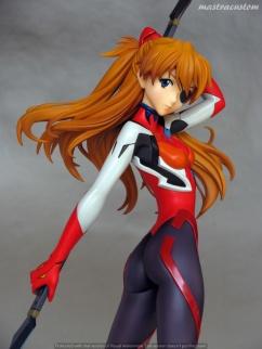 084 Shikinami Asuka Langley - Evangelion - AMAKUNI recensione