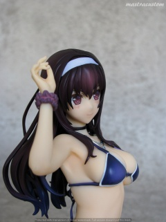 017 Utaha Kasumigaoka Swimsuit Saekano GSC recensione