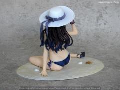 043 Utaha Kasumigaoka Swimsuit Saekano GSC recensione