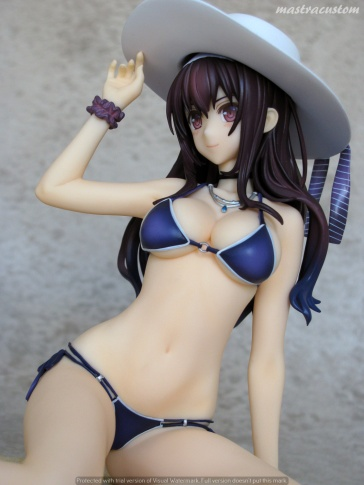 057 Utaha Kasumigaoka Swimsuit Saekano GSC recensione