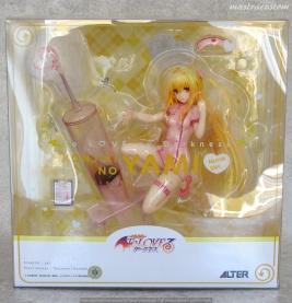 001 Yami Nurse To LOVEru ALTER recensione