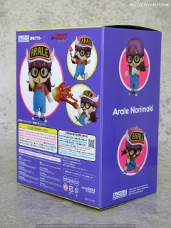 003 Nendoroid ARALE DR SLUMP GSC recensione