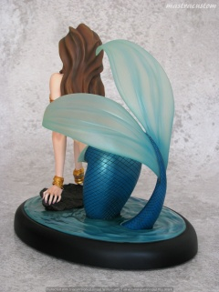 009 Little Mermaid J Scott Campbell Sideshow Recensione