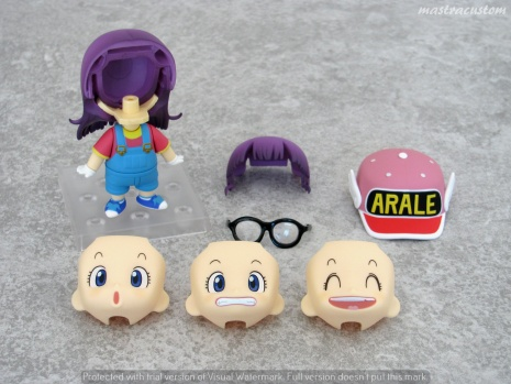 020 Nendoroid ARALE DR SLUMP GSC recensione
