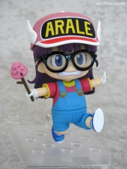 035 Nendoroid ARALE DR SLUMP GSC recensione