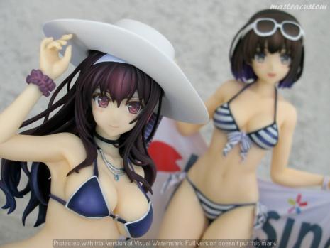 065 Megumi Katou Swim Saekano GSC recensione